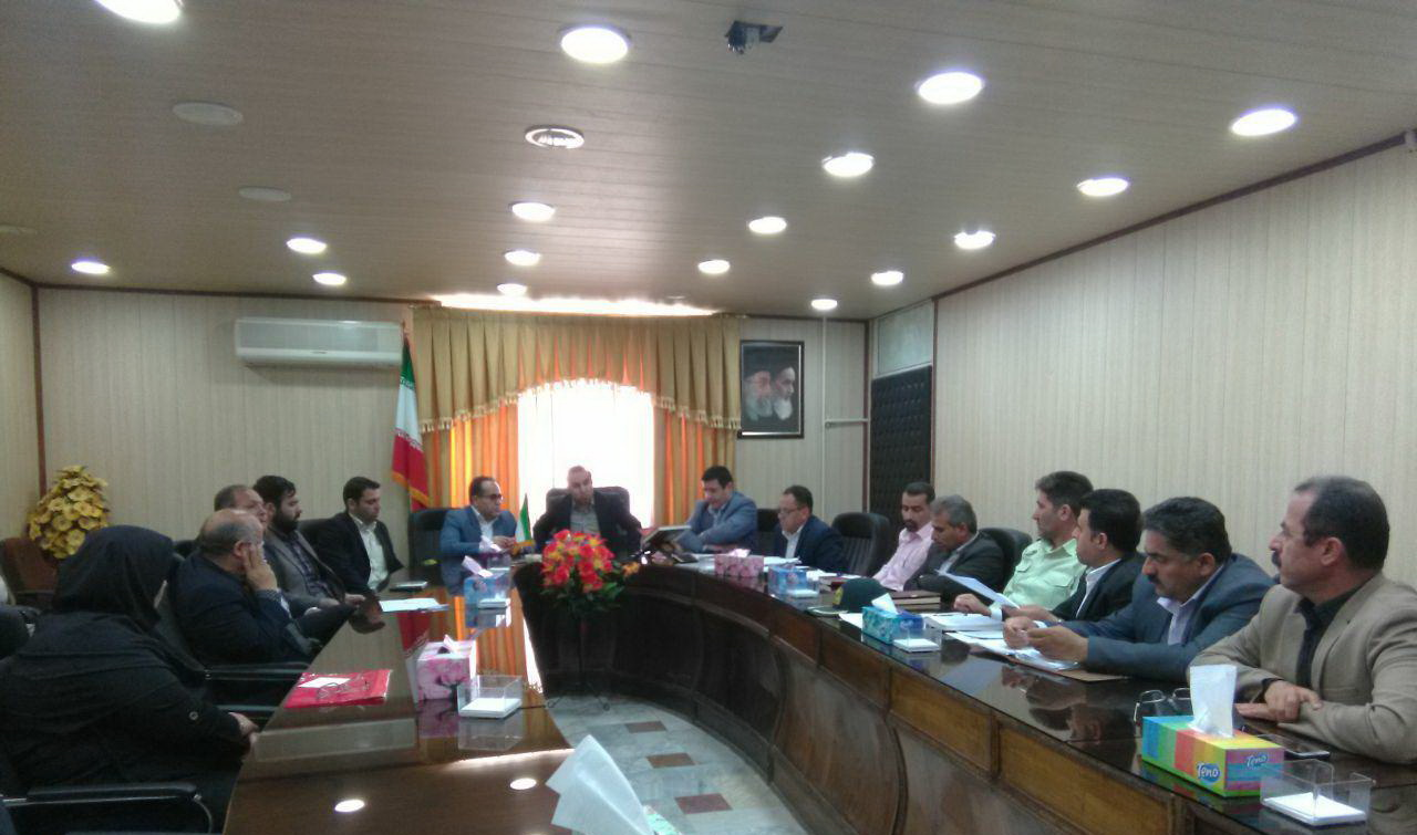 در جلسه ستاد تنظیم بازار /تاکید بر جدیت در امر امنیت غذایی 4