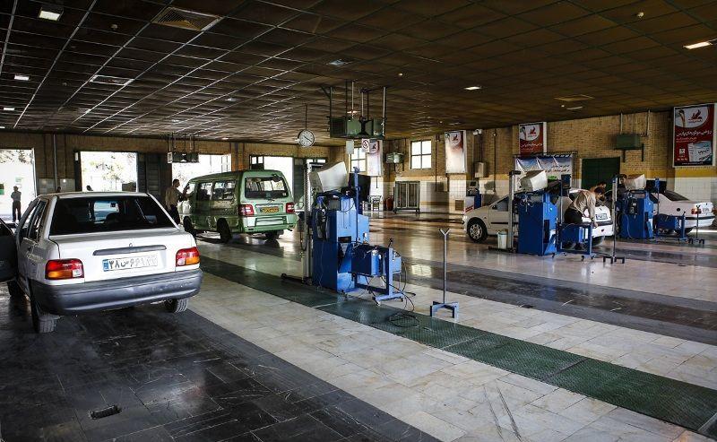 3هزار خودرو سبک ، در مراکز معاینه فنی مهاباد ، مورد پایش قرار گرفتند