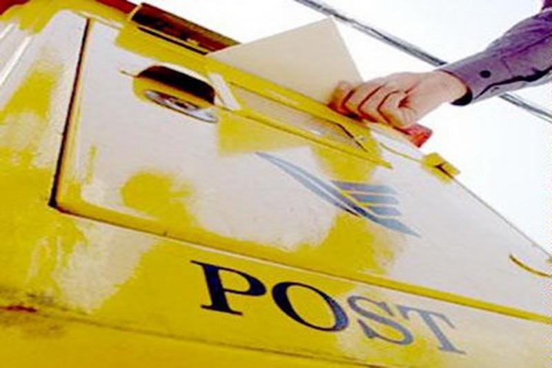 افزایش بیش از ۳۰درصد ارسال  مرسوله های پستی و کاهش نامه های دریافتی در مهاباد