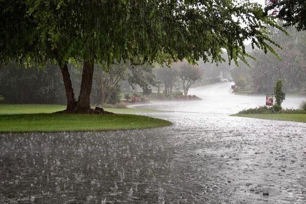 رشد افزایش بارندگی در آذربایجان غربی