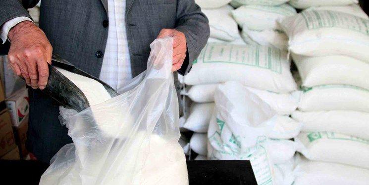 توزیع شکر تنظیم بازار در مهاباد