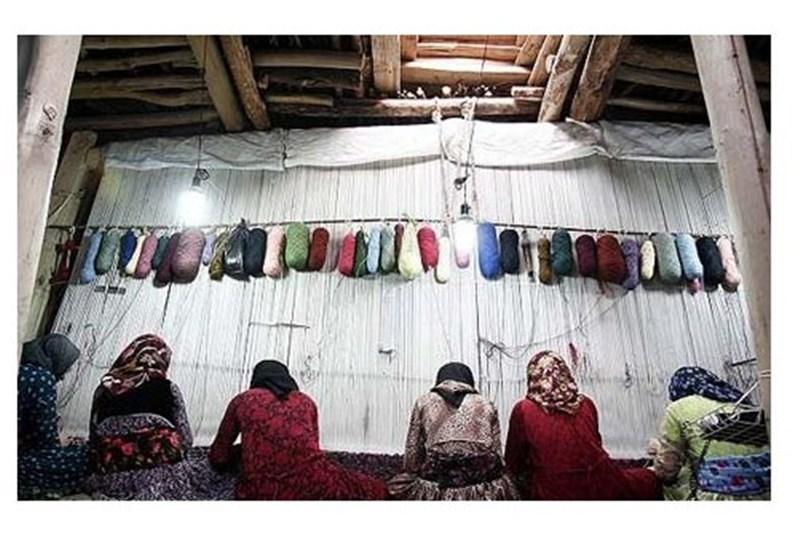 تسهیلات 17 میلیارد ریالی به قالیبافان در مهاباد