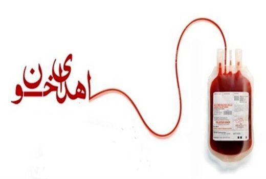 افزایش 10 درصدی اهدای خون در مهاباد