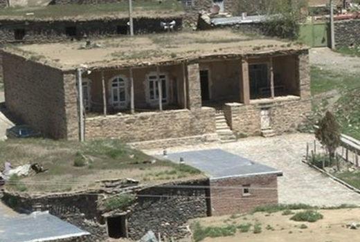 ترمیم و بازسازی مسجد تاریخی روستای سونیاس