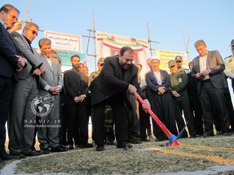 ساخت بزرگترین مجتمع خدماتی و رفاهی استان آذربایجان غربی در مهاباد