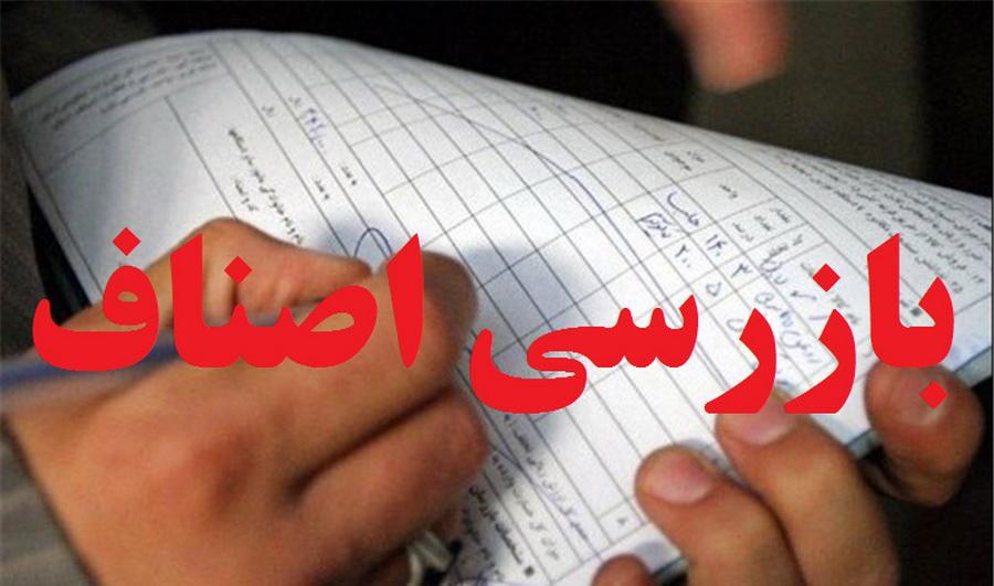 بیش از ۱هزار و۱۰۰فقره بازرسی در مهر ماه