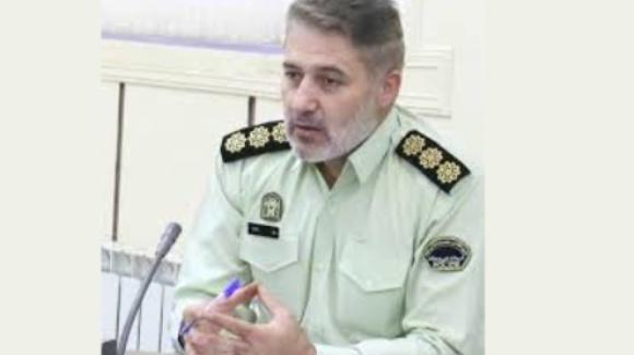 انتشار پیام فرماندهی نیروی انتظامی مهاباد به مناسبت هفته وحدت