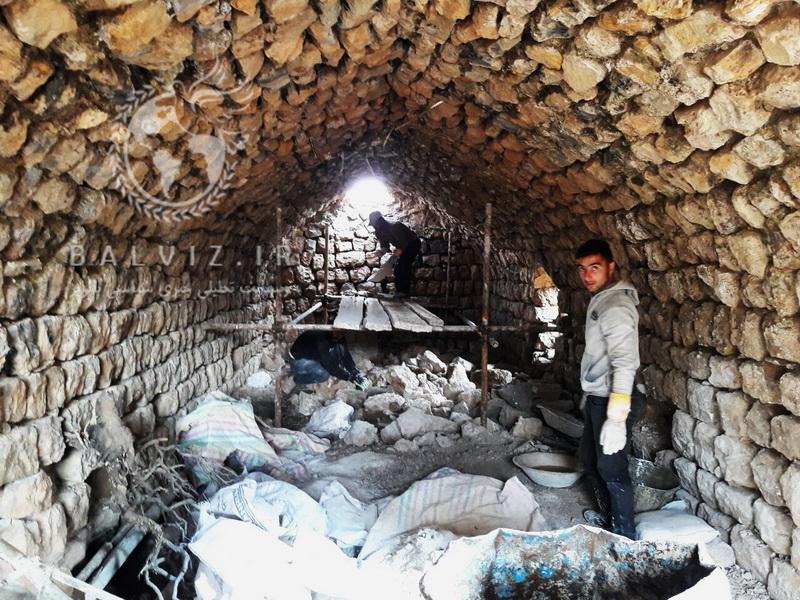 در سال جاری 2 میلیارد ریال جهت بازسازی و مرمت آثار باستانی در مهاباد هزینه شده است