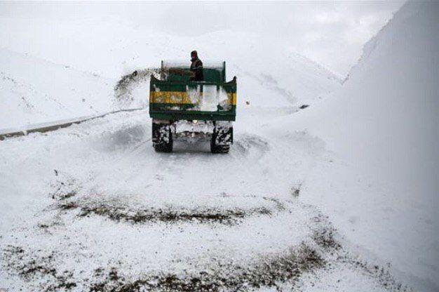 پیش بینی بارش برف در مهاباد و جنوب استان
