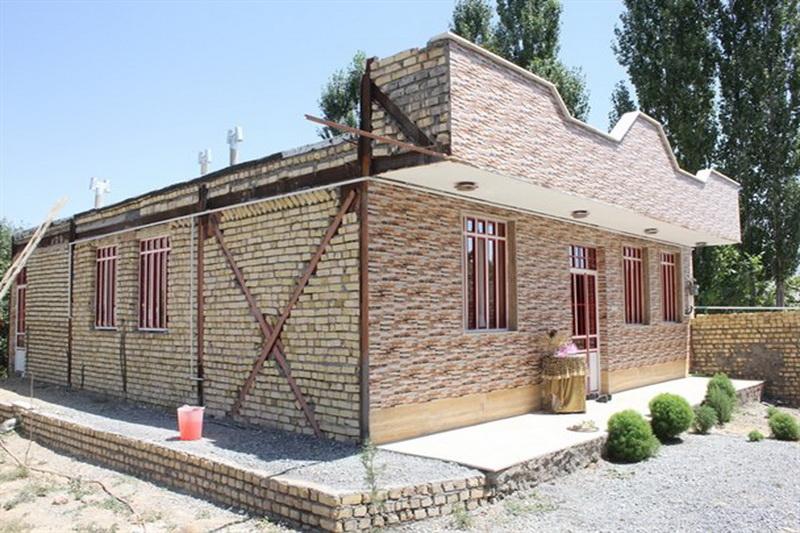 ۱۶واحد مسکن مددجویی در مهاباد ساخته شد