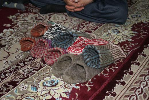 برگزاری بازی جورابین در 48 روستای مهاباد