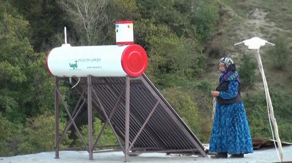 آبگرم کن های خورشیدی جایگزین سوختهای فسیلی