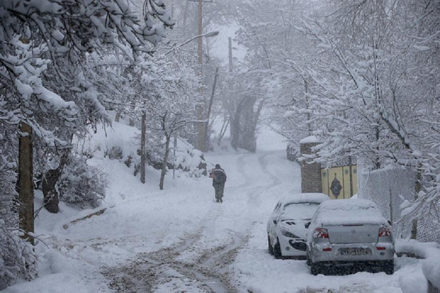 فردا جمعه ،هوای آذربایجان غربی برفی خواهد بود