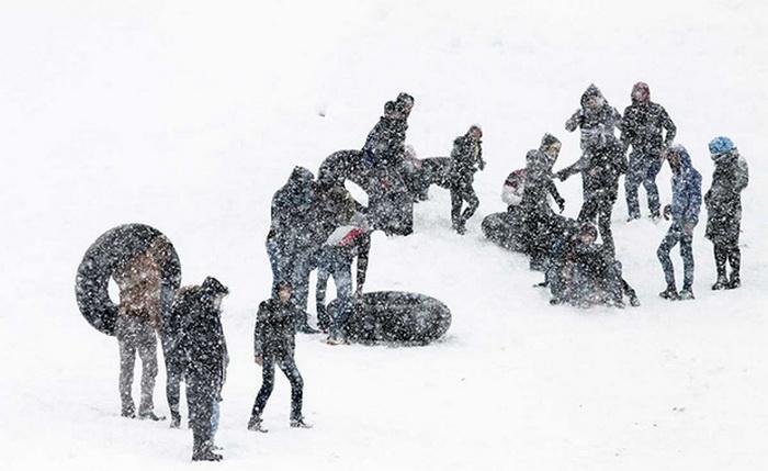 نخستین جشنواره زمستانی در مهاباد برگزار می شود