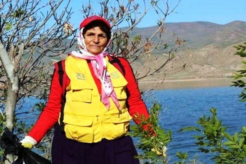 جسد بی جان بانوی کوهنورد مهابادی پیدا شد