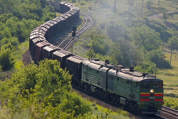 افزایش 47 درصدی صادرات کالا از طریق حمل و نقل ریلی در آذربایجان غربی