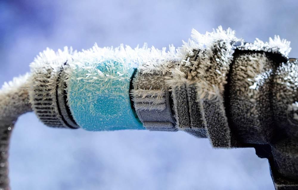یخ زدگی 900دستگاه کنتور آب ایلام را شکست