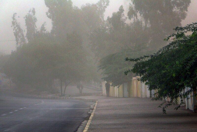 وزش باد شدید در استانهای آذربایجان غربی و کردستان