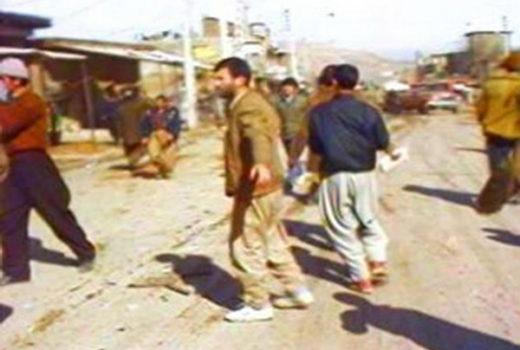 23 بهمن سالروز بمباران مهاباد توسط ارتش بعث عراق
