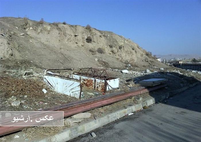 شروع گمانه زنی در محوطه تاریخی « تپه باستانی شایگان » مهاباد
