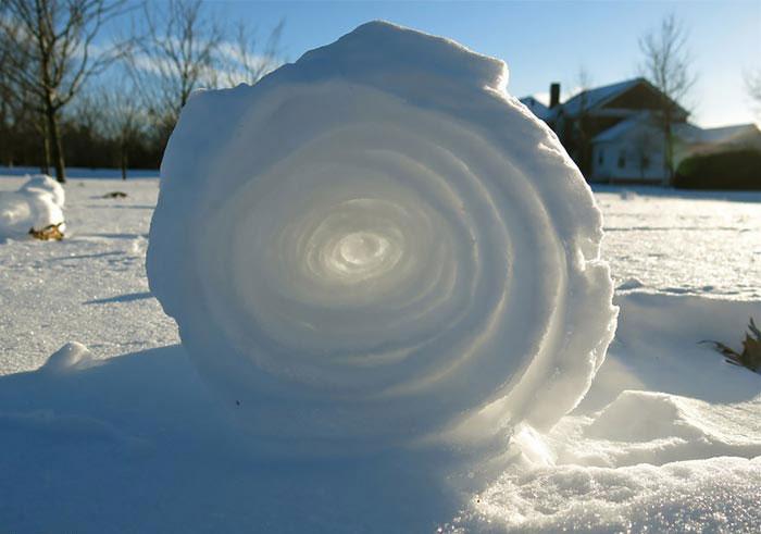 زیبایی های زمستان سرد و برفی
