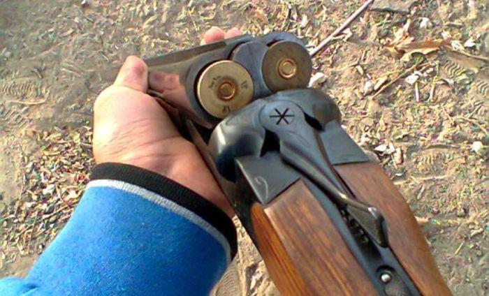 شکارچی متخلف در مهاباد دستگیر شد
