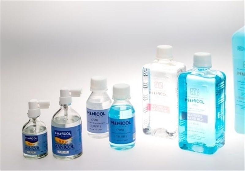 تولید مواد ضدعفونی توسط دو واحد تولیدی در مهاباد آغاز شد