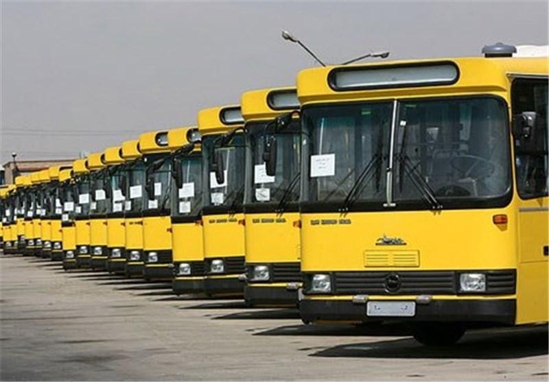 فعالیت ناوگان اتوبوس رانی ارومیه روز دوشنبه تعطیل می شود
