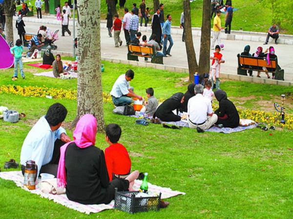 هرگونه تجمع در پارکها و مراکز تفریحی سردشت در ۱۳بدر ممنوع است