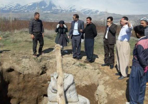 فرمانداری اشنویه به غارتگران میراث فرهنگی و آثار تاریخی هشدار داد