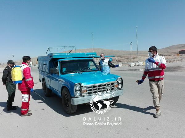 خودروهای غیر از پلاک مهاباد ، حق ورود به مهاباد را ندارند