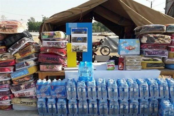 پایان هر گونه فعالیت های جمع آوری کمک های مردمی در سقز اعلام شد