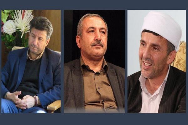 پیام تبریک فرماندار ، امام جمعه ، نماینده مهاباد به مناسبت روز معلم و کارگر