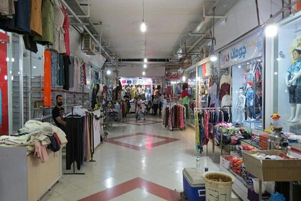 مجتمع های تجاری مهاباد از روز دوشنبه فعالیت خود را از سرگرفته اند