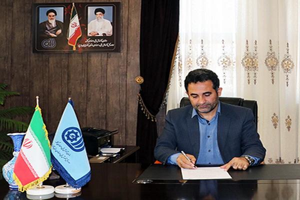 طی حکمی مدیرکل آموزش فنی و حرفه ای آذربایجان غربی منصوب شد