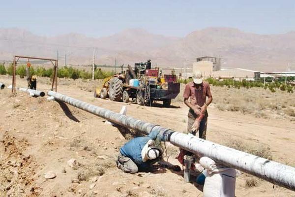 """با ایجاد لوله کشی گاز به مناطق روستایی بیش از 200 روستای """" سقز """" از نعمت گاز برخوردارهستند"""