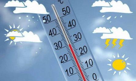 دمای هوا در آذربایجانغربی تا ۸ درجه گرمتر میشود