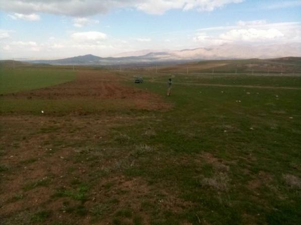 متخلفین تخریب و تصرف اراضی و مراتع شهرستان اشنویه دستگیر شدند