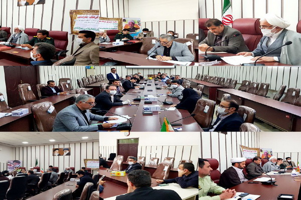 جلسه شورای فرهنگی پیرانشهر با حضور مدیر کل ارشاد آذربایجان غربی برگزار شد