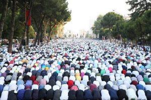نماز عید سعید فطر در مساجد سطح شهرستان مهاباد برگزار نخواهد شد