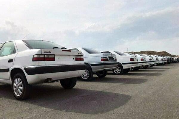 بیست و هشت خودروی احتکار شده در خوی کشف شد