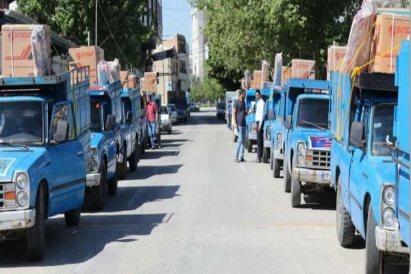 اهداء جهیزیه به ۲۱ نو عروس تحت پوشش بهزیستی آذربایجان غربی