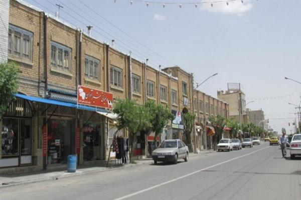 ضرورت جلوگیری از تخریب خودسرانه مغازههای بافت تاریخی بازار تكاب