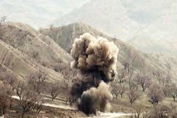 انفجار مین در بانه یک مصدوم برجای گذاشت
