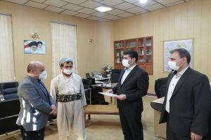 شهرستان سقز رتبه دوم استان کردستان را در تحقق برنامه زکات کسب کرد