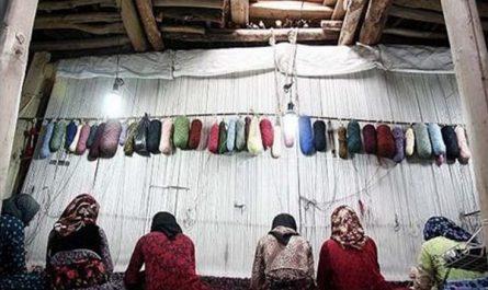 بیش از 3هزار قالیباف عضو صندوق بیمه اجتماعی روستاییان آذربایجان غربی هستند