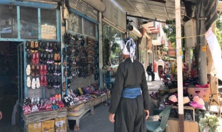 بازار پیرانشهر تعطیل می شود