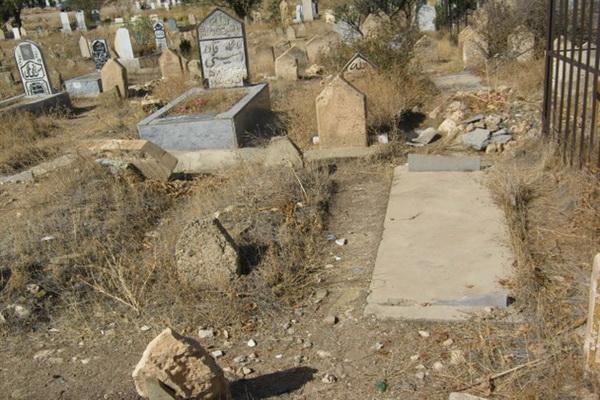 مکان یابی جدید آرامستان بوکان مورد بررسی قرار گرفت