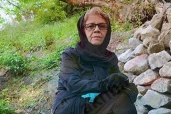 فوت بانوی کوهنورد سردشتی