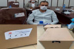 تجهیز بیمارستان پیرانشهر به دو دستگاه ونتیلاتور